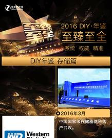2016·DIY·年鉴 存储年度大事件回顾截图