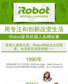 用专注和创新改变生活 iRobot家用机器人品牌故事截图
