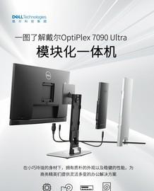 一图了解戴尔OptiPlex 7090 Ultra模块化一体机截图