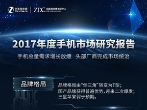 2017中国手机市场研究报告