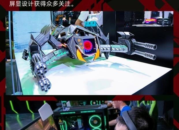 一图总览七彩虹ChinaJoy2019实力不凡