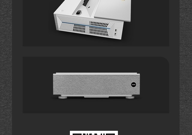 匠心独运 一张图带你回顾明基4K激光电视发布