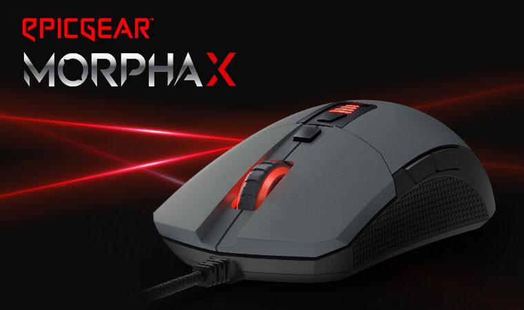 异极魔法X:重新定义专业级电竞鼠标