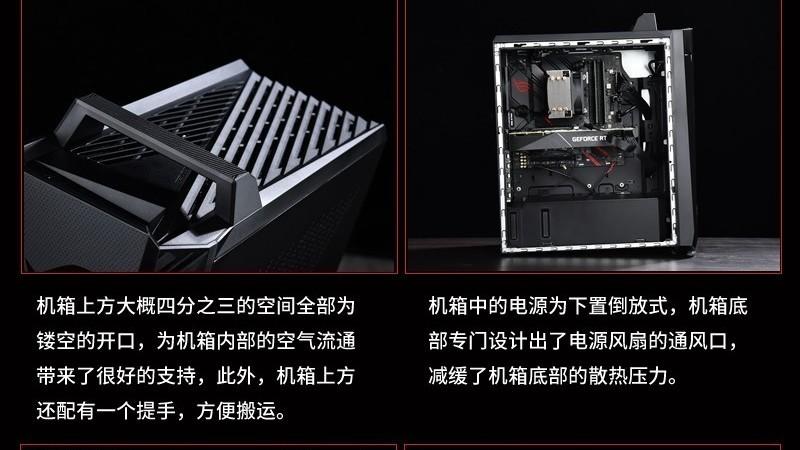 一张图看懂ROG台式机都有哪些亮点?